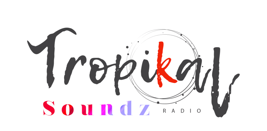 Tropikal Sounds Radio Logo