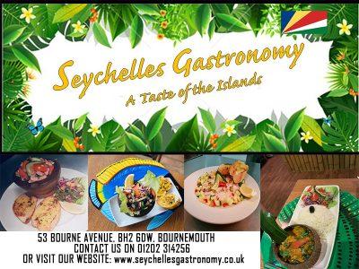Seychelles-Gastronomy